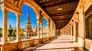 8 DAY/7 NIGHT ROUND TRIP ANDALUSIA WITH A DRIVER-GUIDE