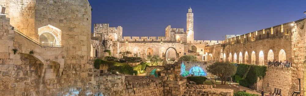 Luxury Tours to Holy Land from Toronto and Canada
