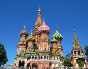 LITTLE TOUR OF RUSSIA – 7 Day Tour Moscow to St. Petersburg