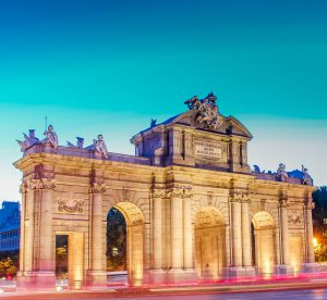 Barcelona & Madrid – 7 day Independent Journey by Train